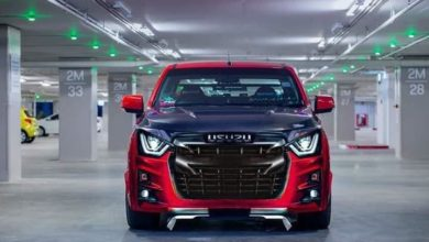 Photo of All new ISUZU D-MAX 2020 จับมาแต่ง