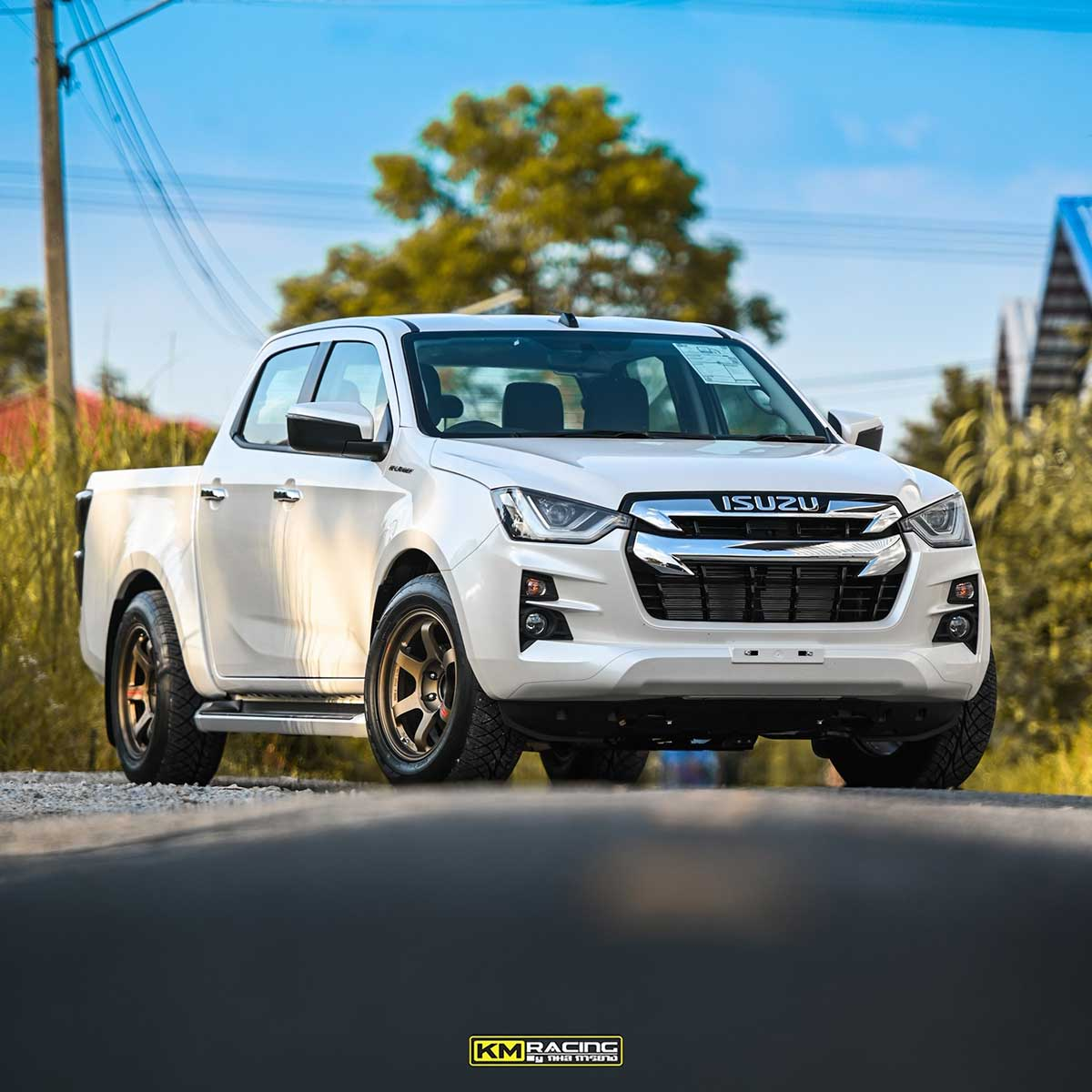 all new isuzud max 2020 white 01