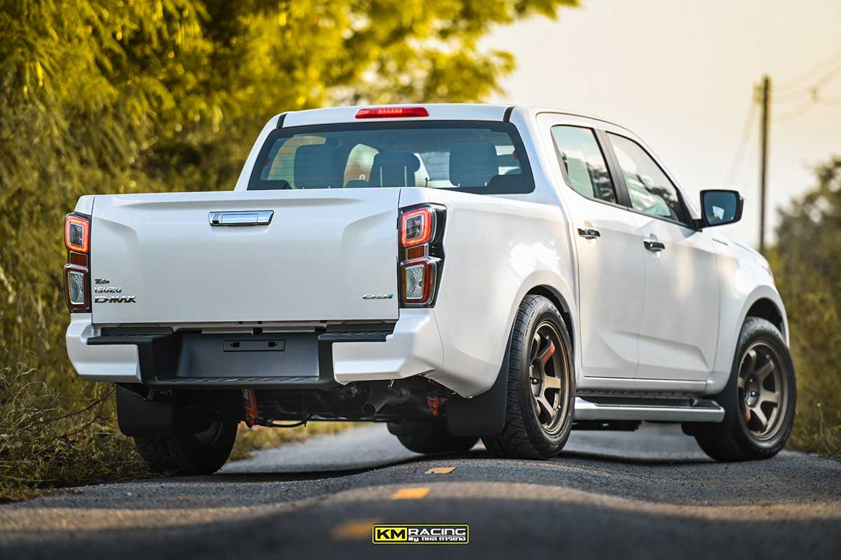 all new isuzud max 2020 white 04