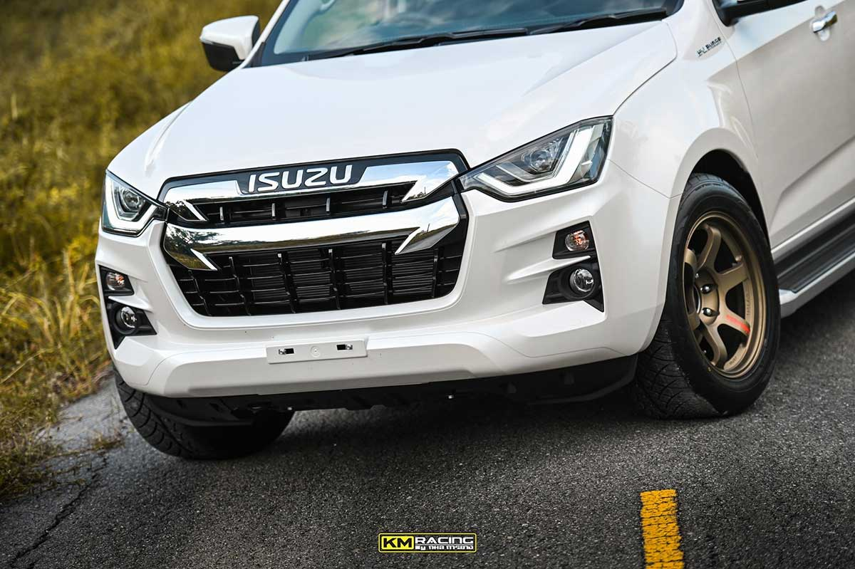 all new isuzud max 2020 white 07