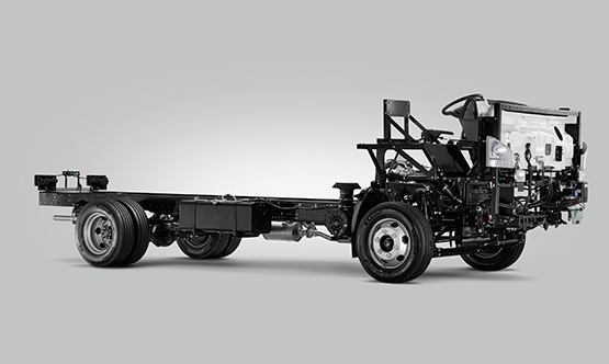 mini bus chassis