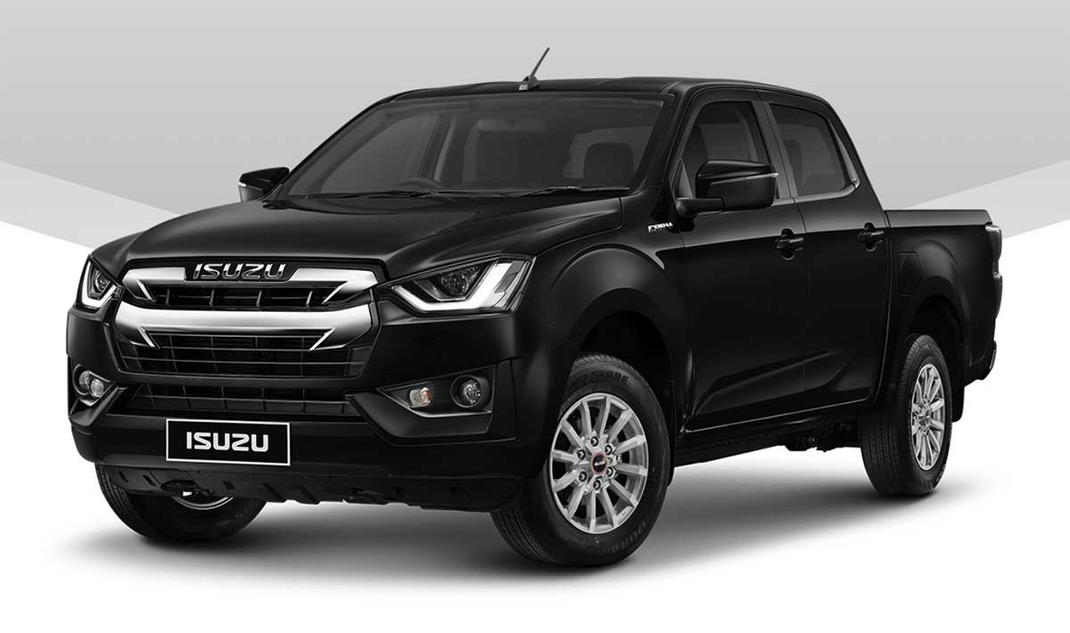 all new isuzu 2020 black 01