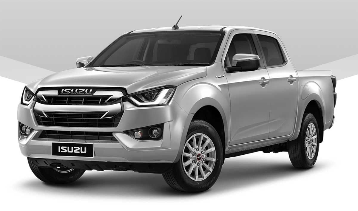all new isuzu 2020 silver 01