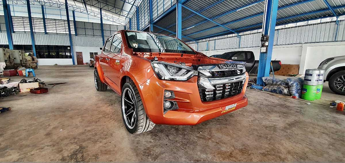 all new isuzu dmax 2020 hpd 00