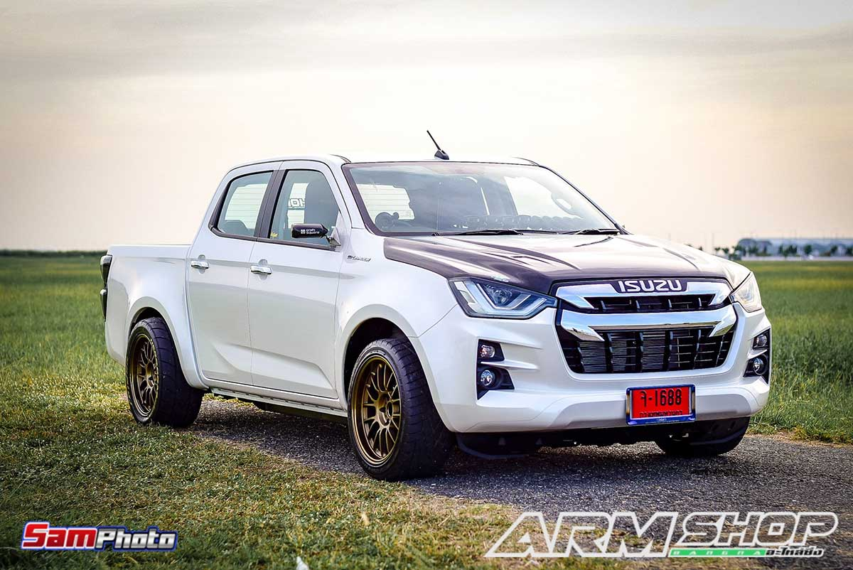 all new isuzu dmax armshop 02
