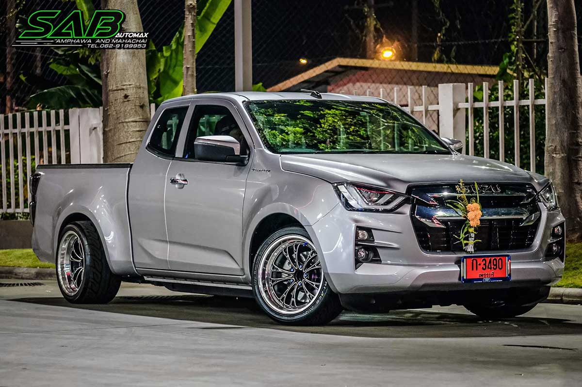 all new isuzu dmax cab sab 05