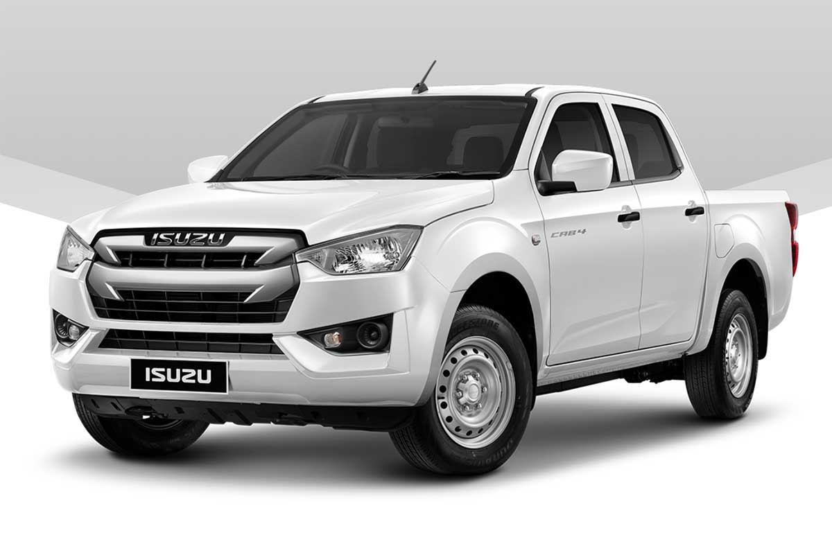 all new isuzu dmax cab4 1 9 s 03