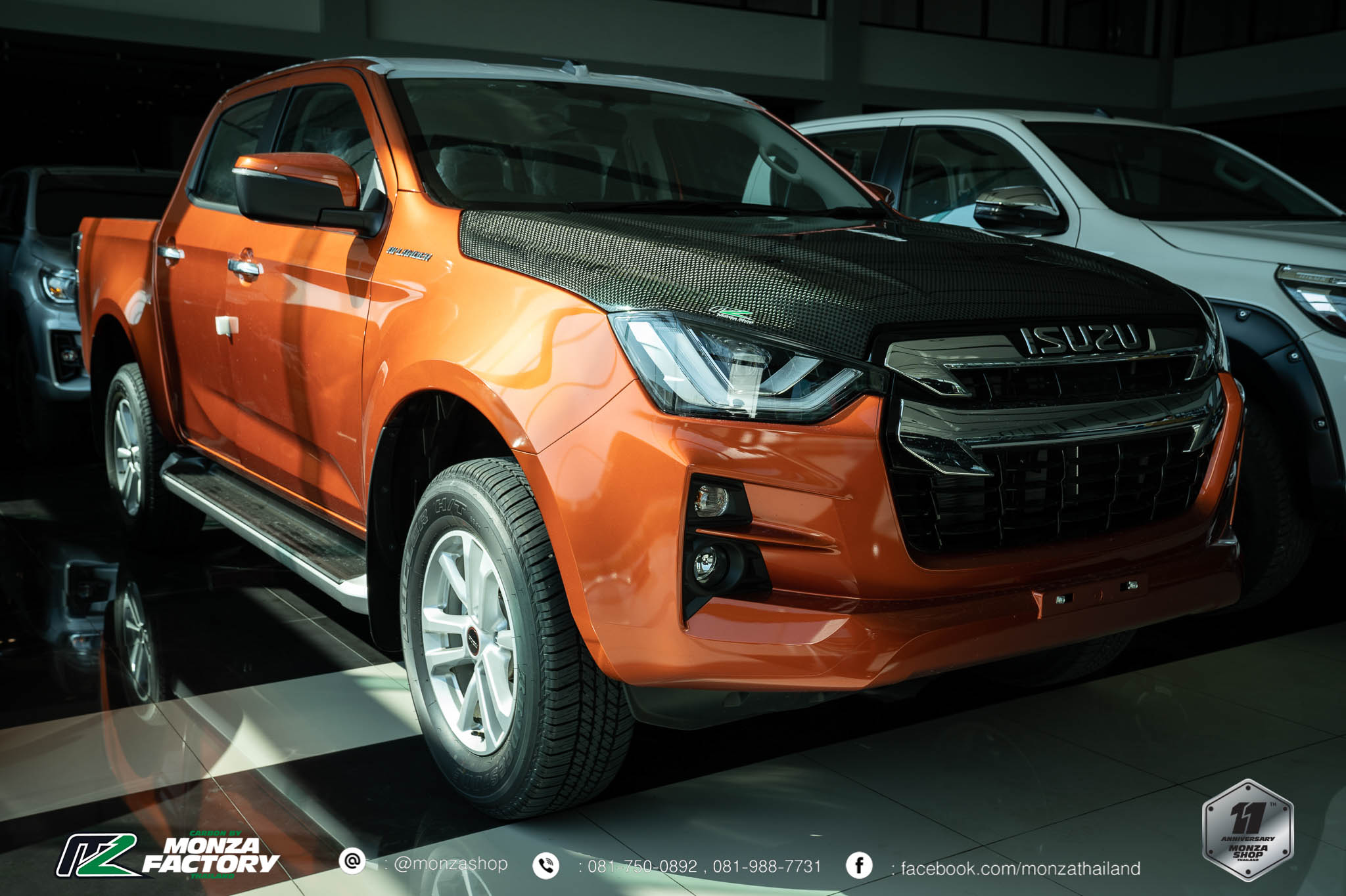 all new isuzu dmax monza 018