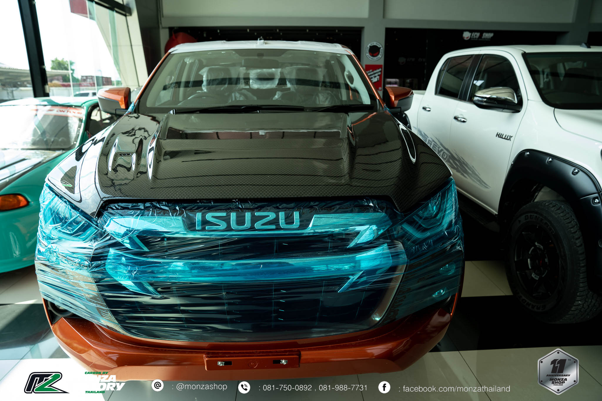 all new isuzu dmax monza 07