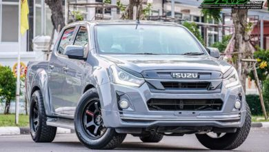 Photo of ISUZU D-MAX Hi-Lander Stealth สีสวย ทรงสวย