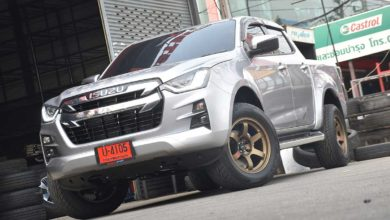 Photo of All new ISUZU D-MAX 2020 Hi-Lander จัดทรง​ Racing​