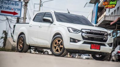 Photo of All new ISUZU D-MAX 2020 CAB4 หล่อไม่ล้น TE37