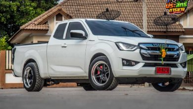 Photo of All new ISUZU D-MAX 2020 Spacecab ล้อ 18″ D1RS หล่อขนาด❤️