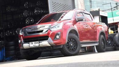 Photo of ISUZU D-MAX V-Cross แดงดุ 🇺🇲