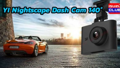 Photo of YI Nightscape Dash Cam 140° กล้องติดรถยนต์ 1080P Sony Censor+ Wi-Fi