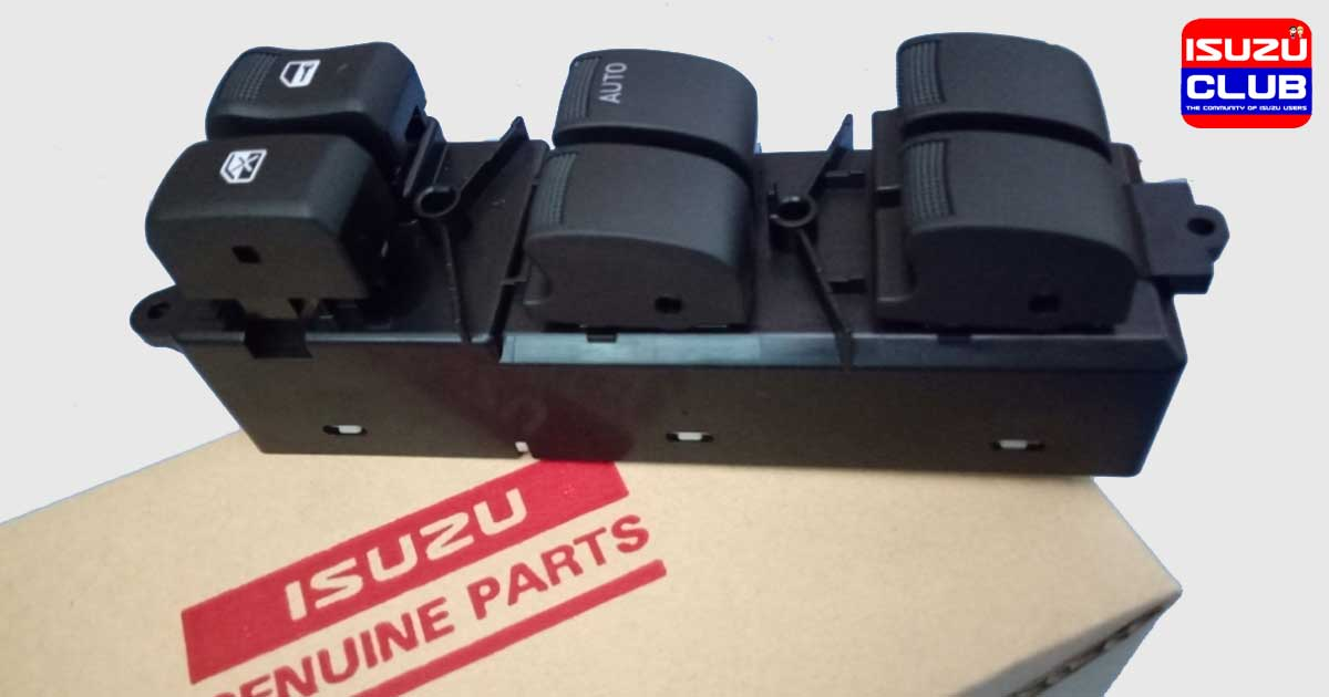 isuzu air swith